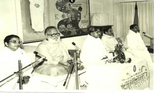 During - Aadhyatmik Jeevan Darshan Mahasammelan, Religious Leaders of Eastern UP (7)